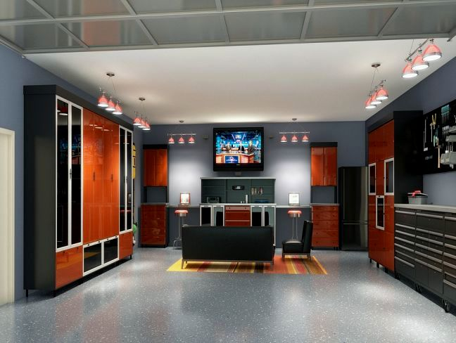 Man Cave Garage Design Ideas : Donco designs is a pompano beach remodeling contractor