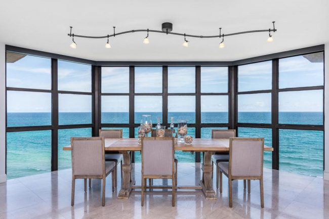 Floor to Ceiling Window Interiors that will Inspire You