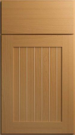 VINTAGE BEADBOARD DOOR