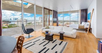 Miami Garage Penthouse at 1111 Lincoln Road on Market for $34M ('Skyhouse')
