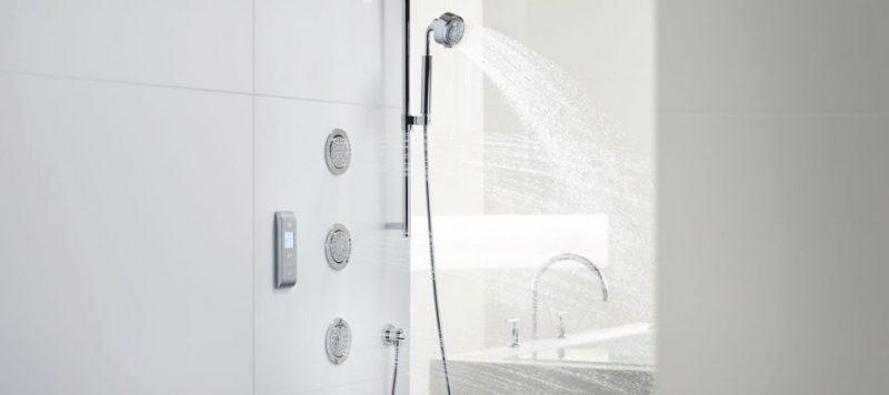 kohler digital shower system - DTV